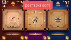 Carrom Pool Mod Apk 5.0.4 Unlimited Coins And Gems Download 4